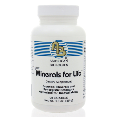 Minerals for Life product image