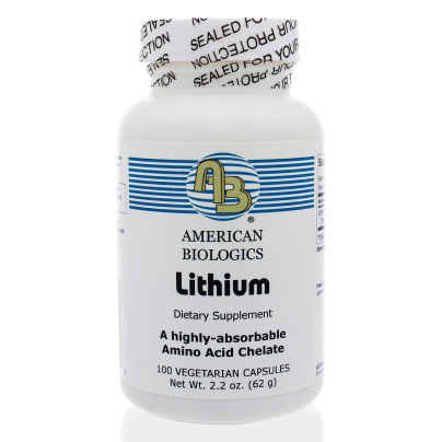 Lithium 2.5mg product image