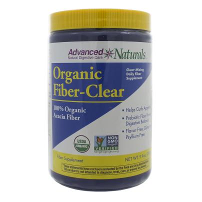 Organic Fiber-Clear - Advanced Naturals