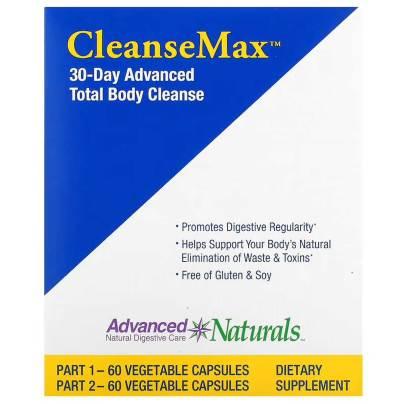 CleanseMax Kit - Advanced Naturals
