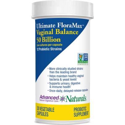 Ultimate FloraMax Vaginal Balance 50 Billion product image