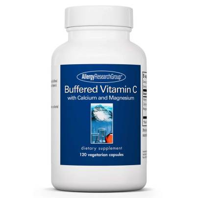 Buffered Vitamin C Capsules product image