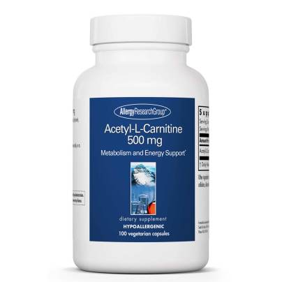 Acetyl L-Carnitine 500mg product image