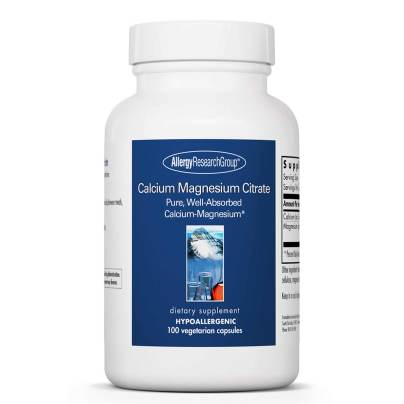 Calcium/Magnesium Citrate - Allergy Research Group