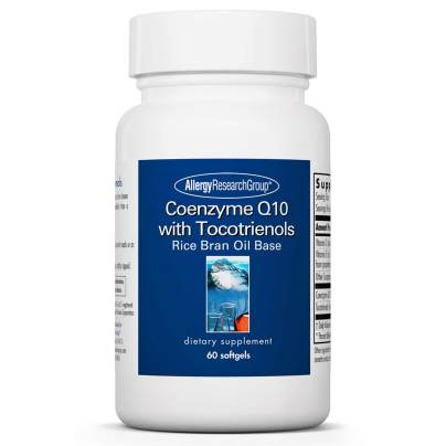 CoQ10 100mg w/tocos product image