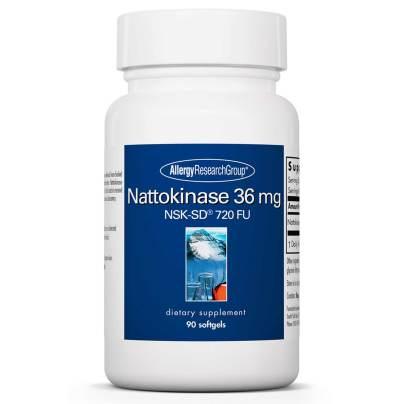 Nattokinase 36mg product image