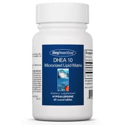 DHEA 10mg Micronized Lipid Matrix product image