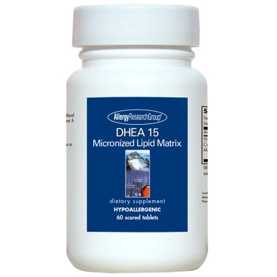 DHEA 15mg Micronized Lipid Matrix product image