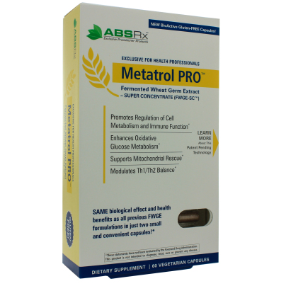 Metatrol Pro Fermented Wheat Germ Extract product image