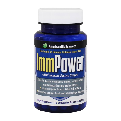ImmPower AHCC product image