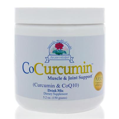 CoCurcumin w/CoQ10 100mg product image