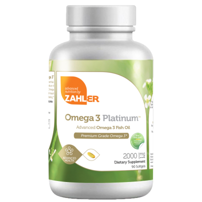 Omega 3 Platinum - Advanced Nutrition by Zahler