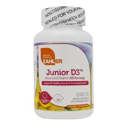 Junior D3 - Advanced Nutrition by Zahler