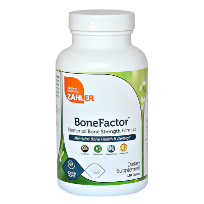 BoneFactor - Advanced Nutrition by Zahler