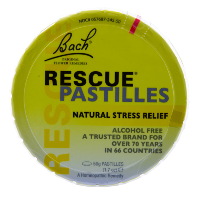 Rescue Pastilles Orange and Elderflower product image