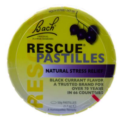 Rescue pastilles Black Currant product image