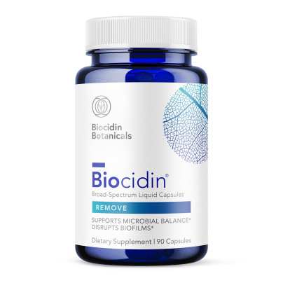 Biocidin Advanced Formula - Bio-Botanical Research