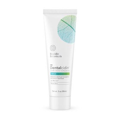 Dentalcidin Broad-Spectrum Toothpaste with Biocidin - Bio-Botanical Research