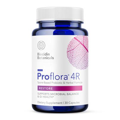 Proflora4R Restorative Probiotic Combination - Biocidin