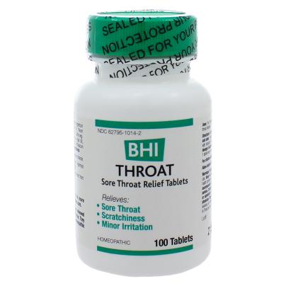 BHI Throat product image