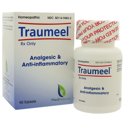 Traumeel Rx Tablets - MediNatura