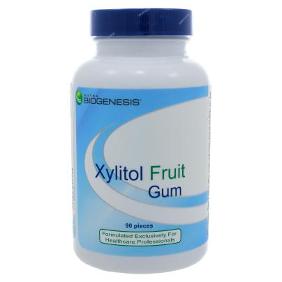Xylitol Fruit Gum - Nutra BioGenesis