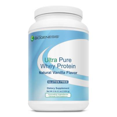 Ultra Pure Whey Protein/Vanilla product image