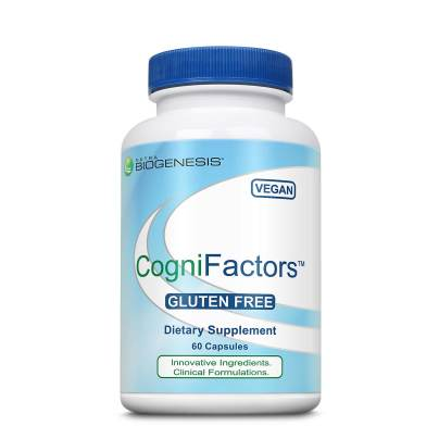 CogniFactors - Nutra BioGenesis