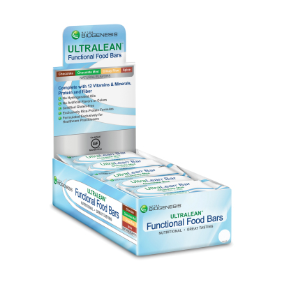 UltraLean Gluco-Support/Choc Mint bars product image