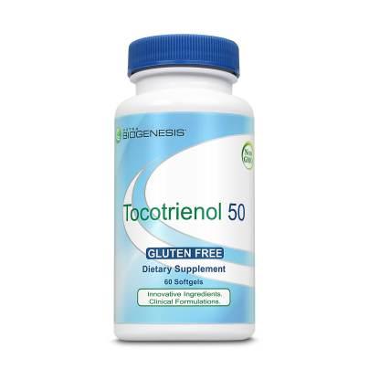 Tocotrienol 50 - Nutra BioGenesis