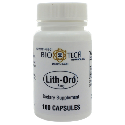Lith-Oro 5mg product image