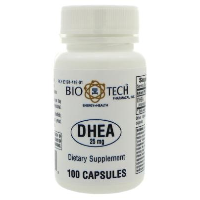 DHEA 25mg product image