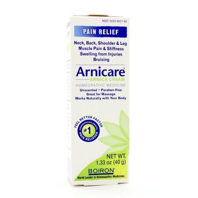 Arnicare Cream - Boiron Homeopathics