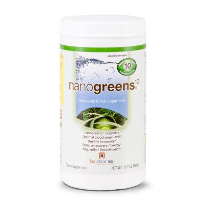NanoGreens10 Green Apple product image