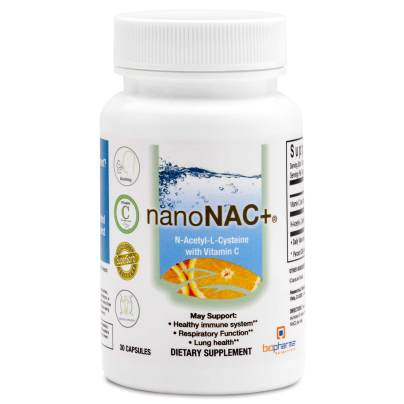 NanoNAC+ 600 mg product image