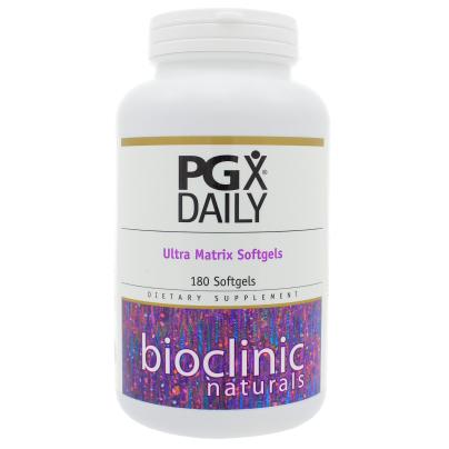 PGX Daily Ultra Matrix 750mg - Bioclinic Naturals