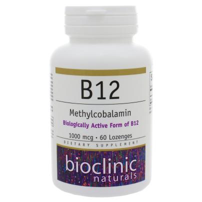 B12 Methylcobalamin 1000mcg product image
