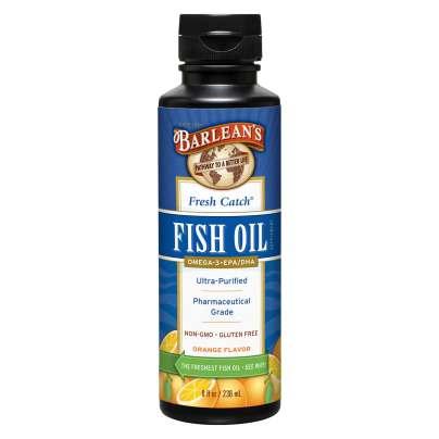Fresh Catch Fish Oil Orange Flavor Liquid product image