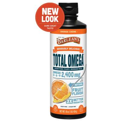 Seriously Delicious Orange Creme Total Omega product image