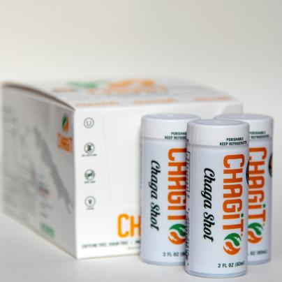 Chaga Mushroom Shot - ChagIt Products