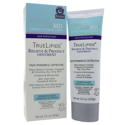TrueLipids Relieve & Protect Ointment product image