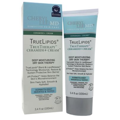 TrueLipids TrueTherapy Ceramide + Cream - Cheryl Lee MD