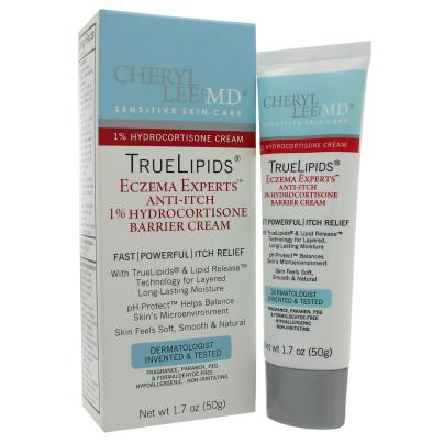 TrueLipids Eczema Anti-Itch 1% Hydrocortisone Barrier Cream product image