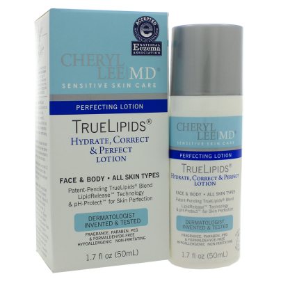 TrueLipids Hydrate, Correct & Perfect Lotion product image
