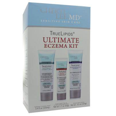 TrueLipids Ultimate Eczema Kit product image