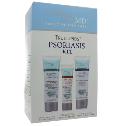 TrueLipids Psoriasis Kit product image