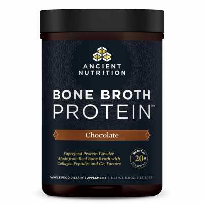 Bone Broth Protein - Chocolate - Ancient Nutrition