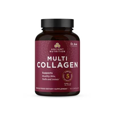 Multi Collagen Protein Capsules - Ancient Nutrition