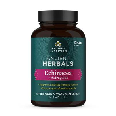 Echinacea + Astragalus - Ancient Nutrition