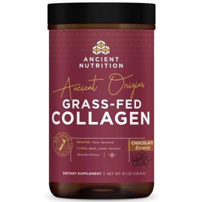 Grass-Fed Collagen Chocolate Brownie-Ancient Origins